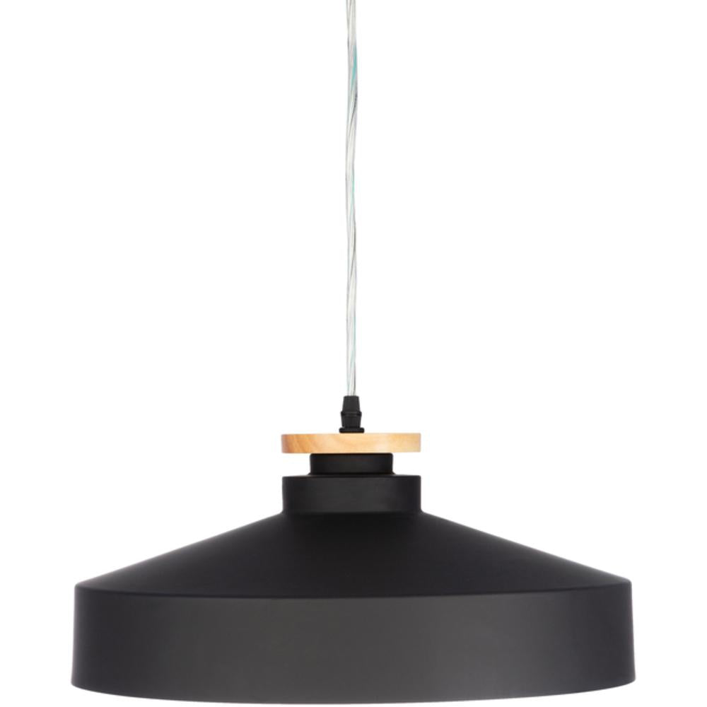 Mcclean Modern Pendant Ceiling Lights-Home - Lighting - Ceiling Lighting-SURYA-Black-Peccadilly