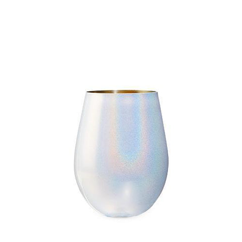 Mystic Color Shift Stemless Wine Glass