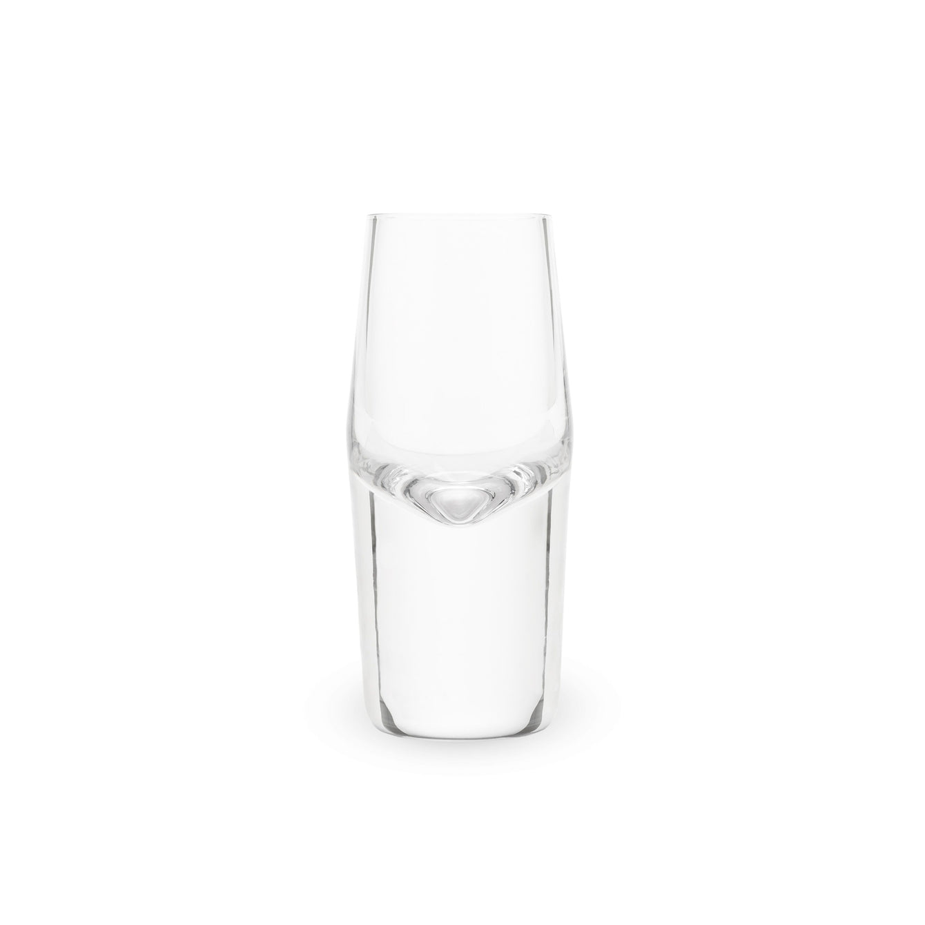 Heavyweight Crystal Shot Glasses (Set of 2)-Home - Entertaining - Shot Glasses Sets-VISKI-Peccadilly