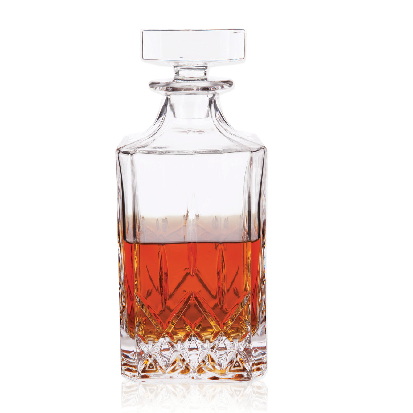 Admiral Liquor Decanter-Home - entertaining - decanters - holiday-VISKI-Peccadilly