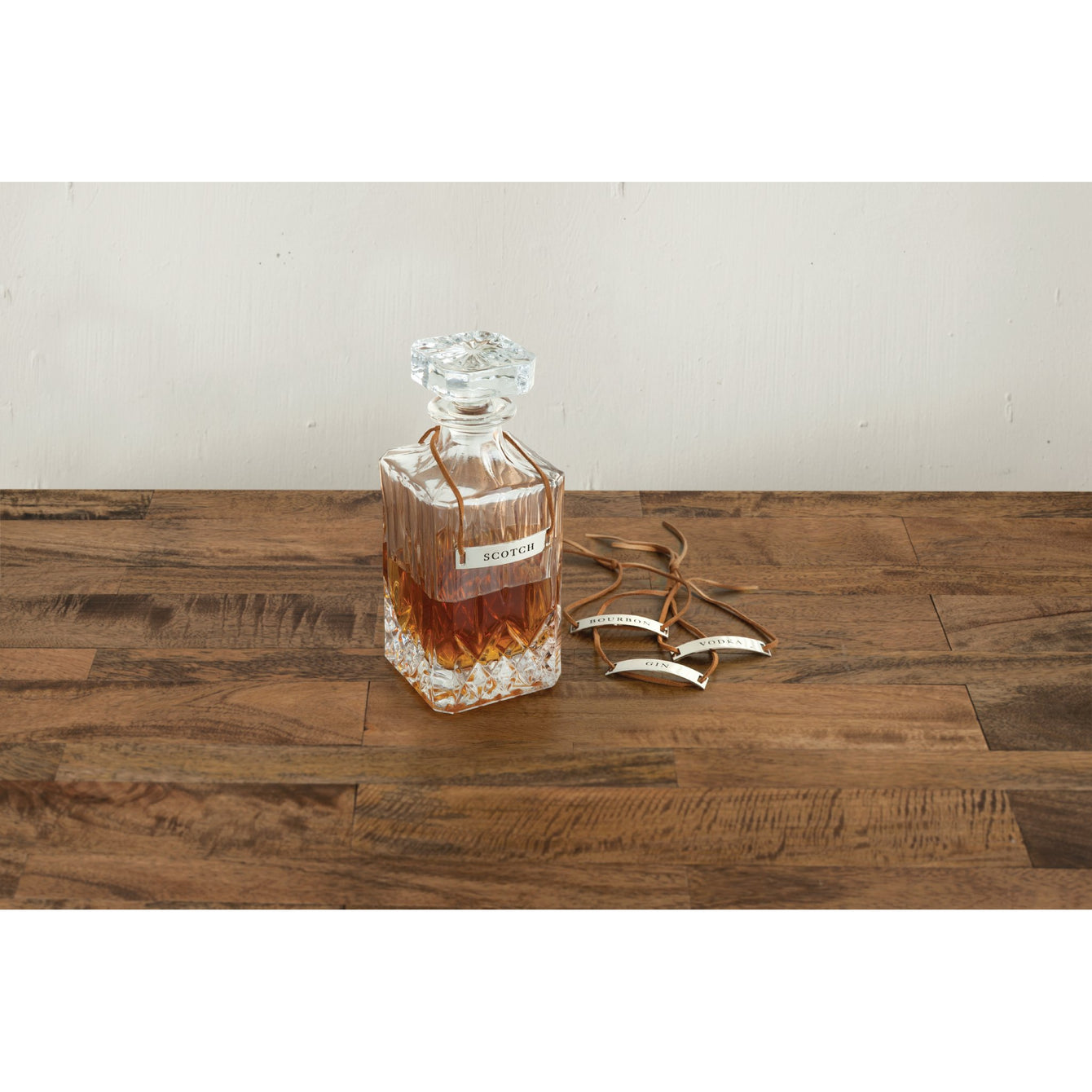 Admiral Decanter Tags-Home - Entertaining - Decanter Tags-VISKI-Peccadilly
