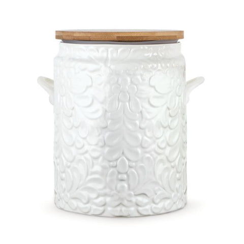 Pantry Textured Ceramic Cookie Jar