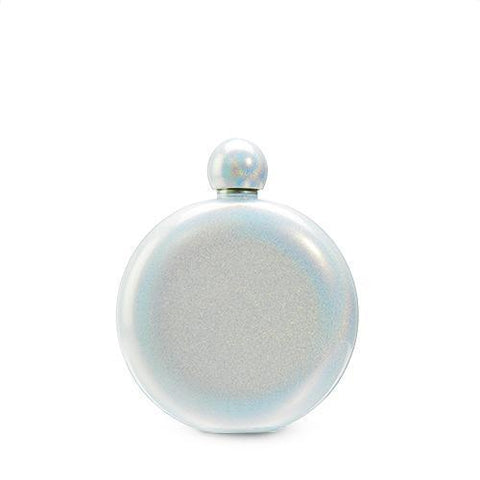 Pearl Color Shift Round Flask