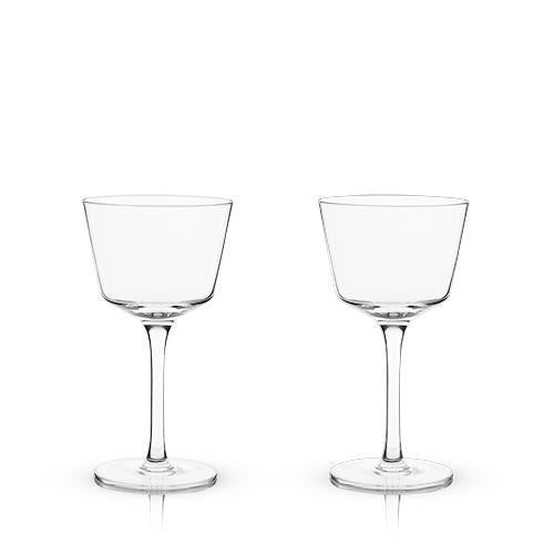 Raye Nick & Nora Glass Set-VISKI-Peccadilly