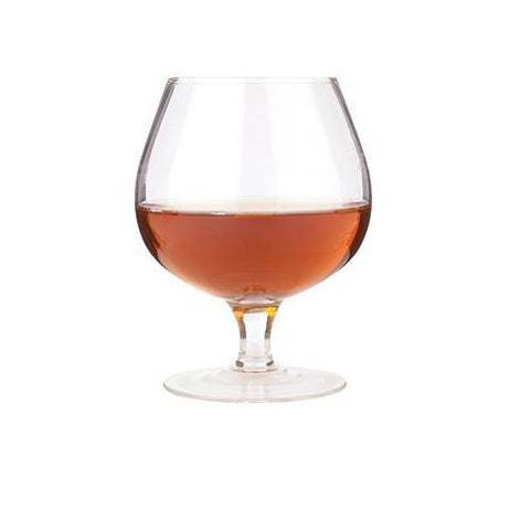 Raye Wingback Brandy Glasses