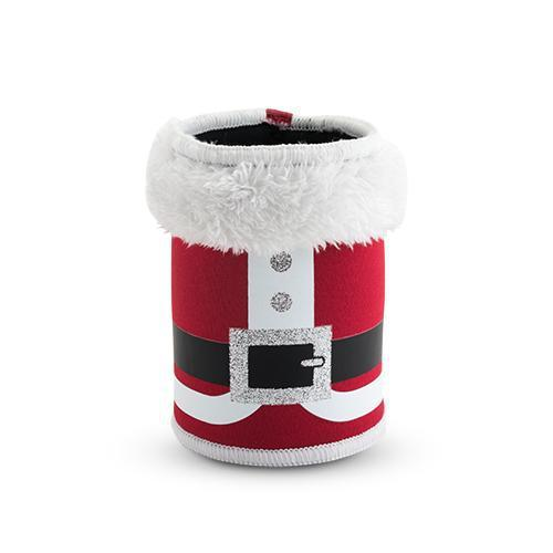 Santa Drink Sleeve Insulated Beer Holder-Home - Travel + Outdoors - Insulated Beverage Holders - Holiday-TRUE-Peccadilly