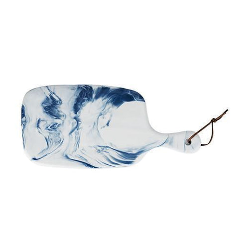 Seaside Marbled Ceramic Cheese Board