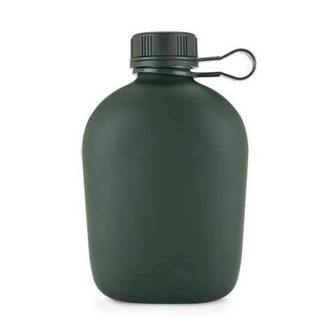 Soft Touch Canteen Flask