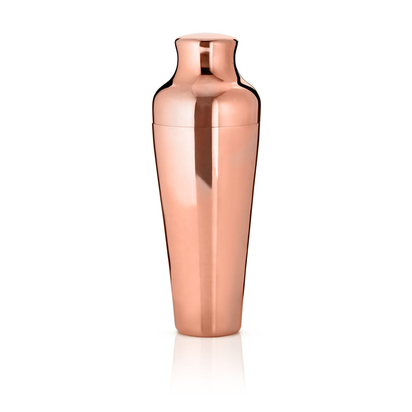 Summit Copper Cocktail Shaker-Home - Entertaining - Cocktail Shakers-VISKI-Peccadilly