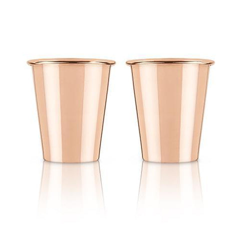 Summit Solid Copper Shot Glasses