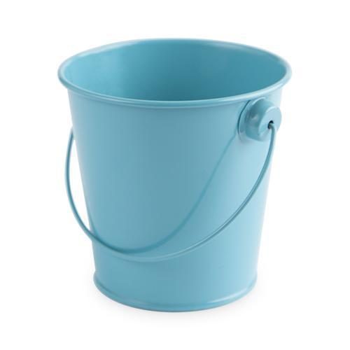 Set of 4 Food Safe Decorative Pails-Home - Party Supplies - Party Decoration-CAKEWALK-Turquoise-Peccadilly