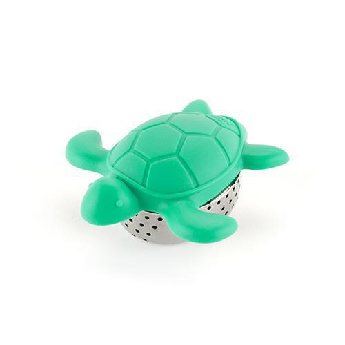 Turtle Tea Infuser-Home - Coffee + Tea - Infusers-TRUEZOO-Peccadilly