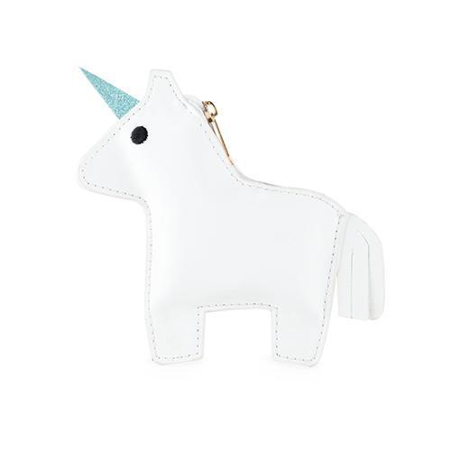 Unicorn Pouch Filled with Rainbow Charms-TRUEZOO-Peccadilly