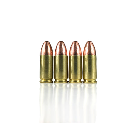 9MM 115GR Round Nose- NEW