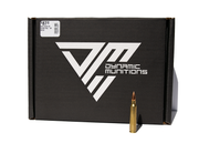 223 62GR FMJ-BT Reman - Dynamic Munitions 308 Brass, shooting accessories, long range shooting, 223 rounds, bulk ammo, 223 shells, chrome moly, 308 once fired brass, shooting bags 223 rem, 5.56