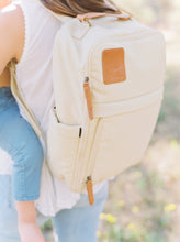 Backpack in Wheat