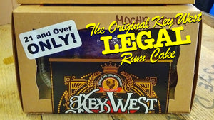 Key West First Legal Rum Cake