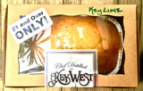 Key West Legal Cake - Key West First Legal Rum Distillery