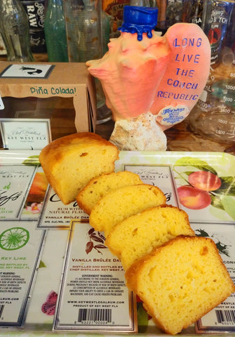 Key West Legal Rum Cake– 16 ounce Cake made with REAL Rum!