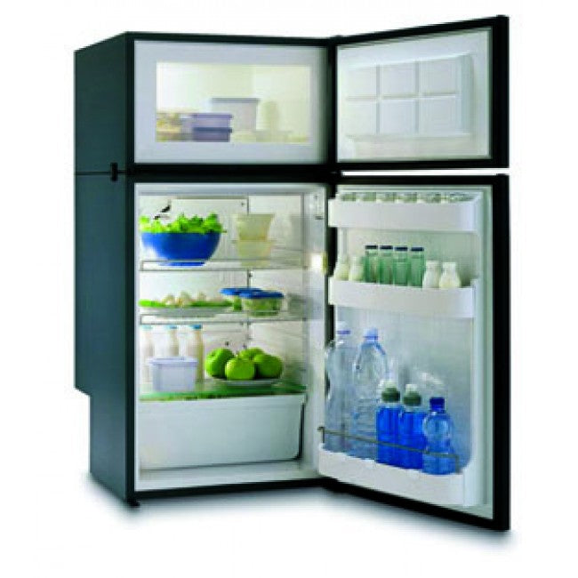 Vitri DP150I 2 Door Fridge 150 Litre 12-24 Volt & BD-50 Compressor With Fitting Frame & Swing Lock