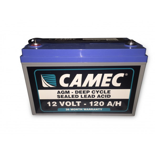 120AH SLA AGM Battery