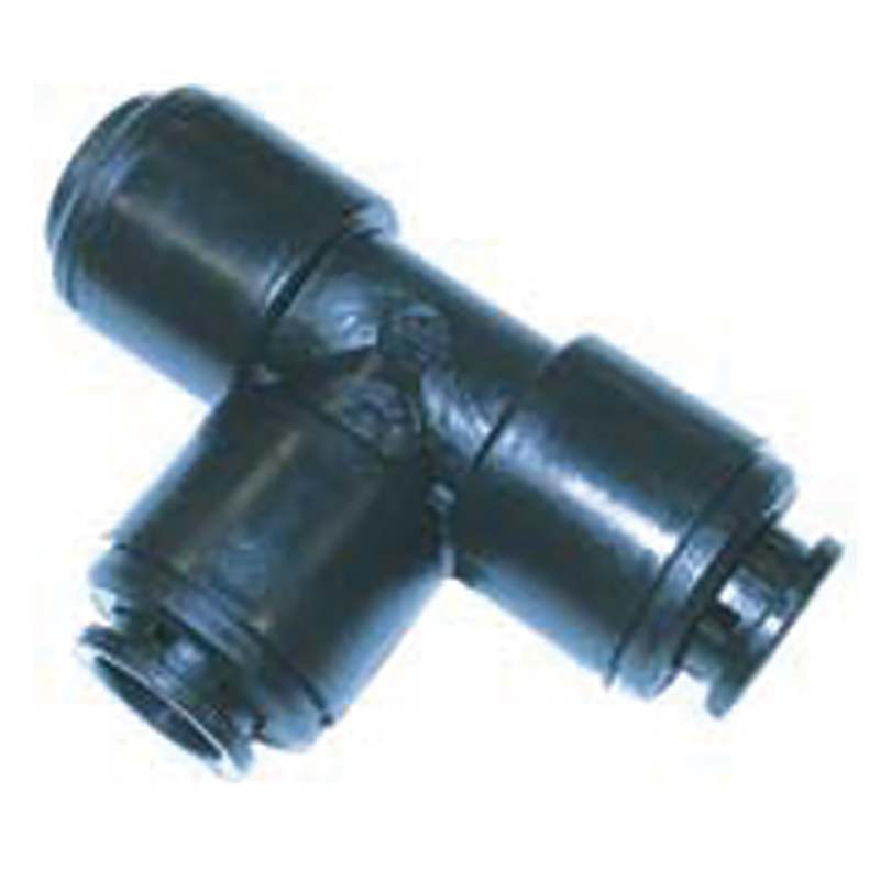 John Guest Plastic 12mm Tee Connector