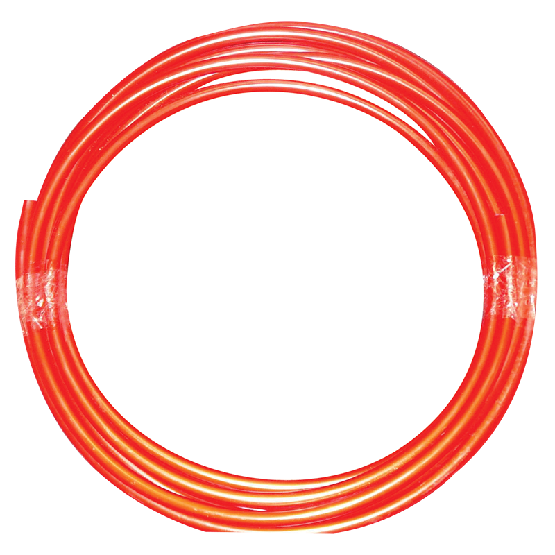 John Guest Red 12mm x 10mt Roll of Tubing