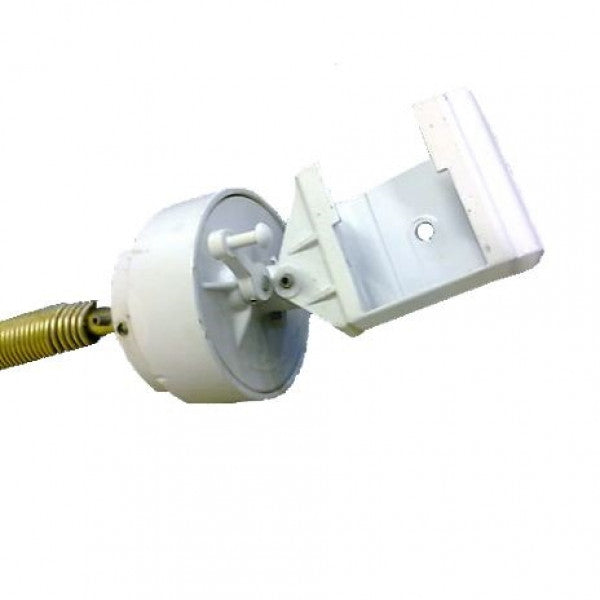 SBE Right Roller Drive Assembly White