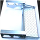 Galvanised Single Caravan Step