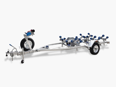 4M Boat Trailer with Disk Brakes