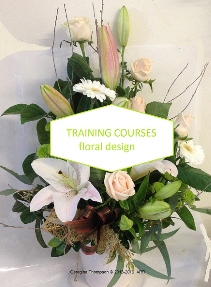 fLORAL DESIGN COURSES GOLD COAST