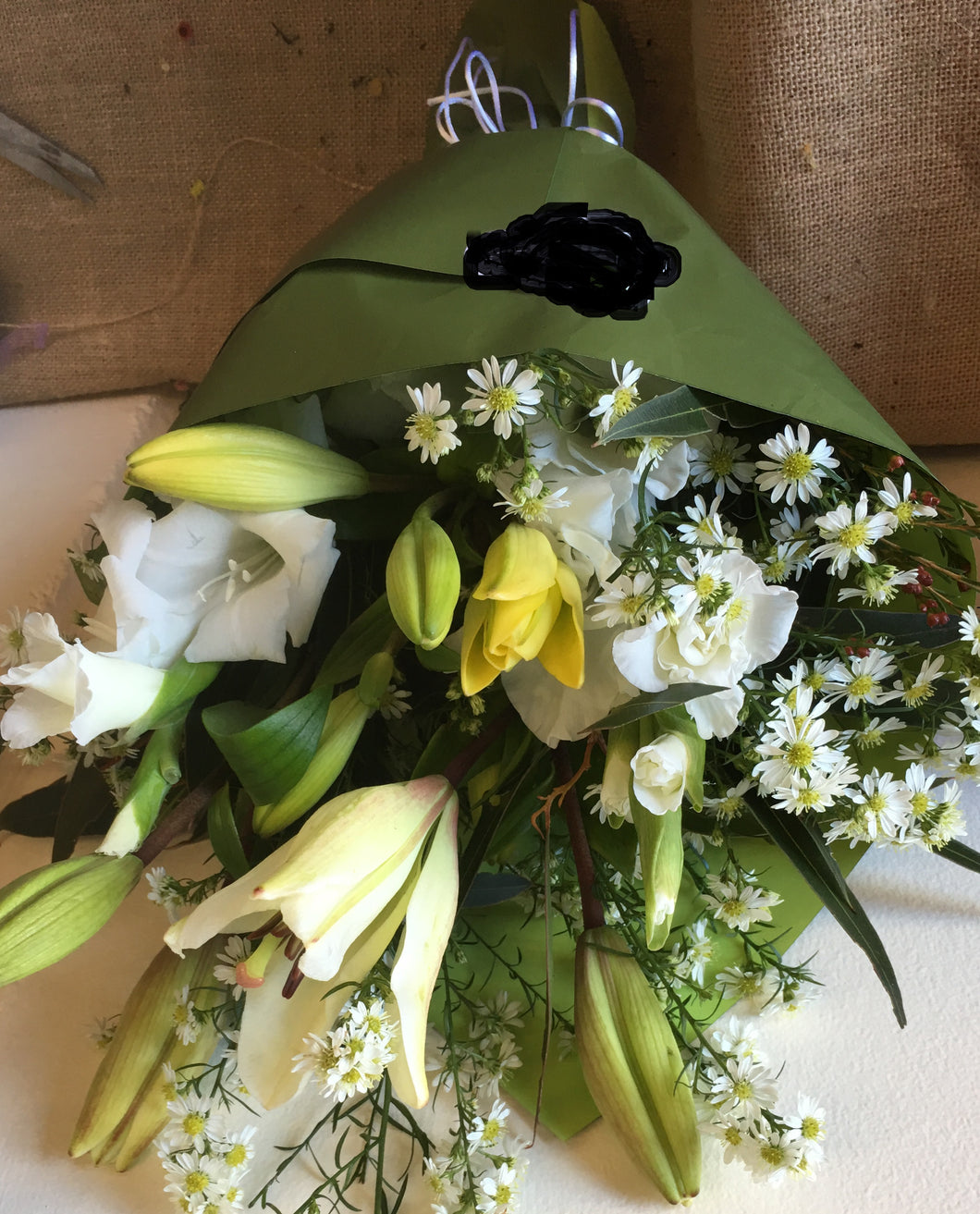 REMEMBER - Styled Bouquet