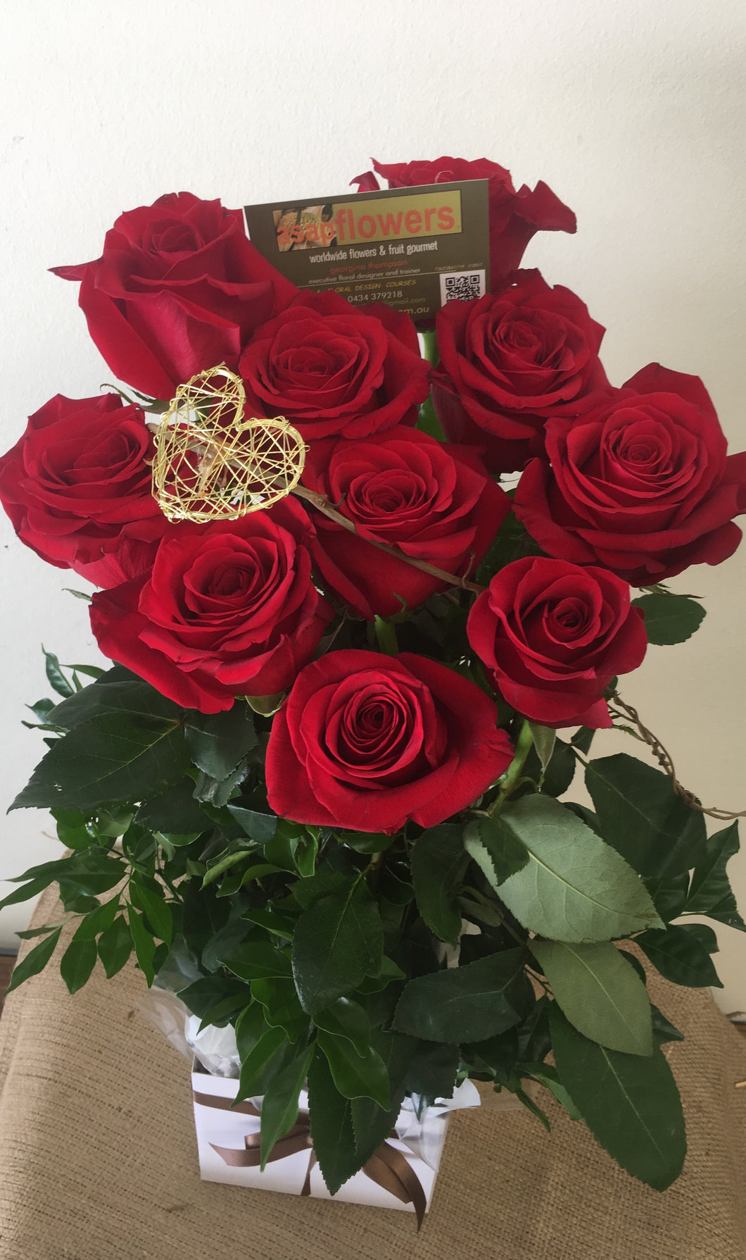 long stem roses valentines delivery gold coast, burliegh, reedy creek red roses delivery