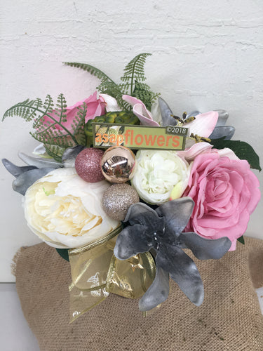 artificial flowers delivered burleigh