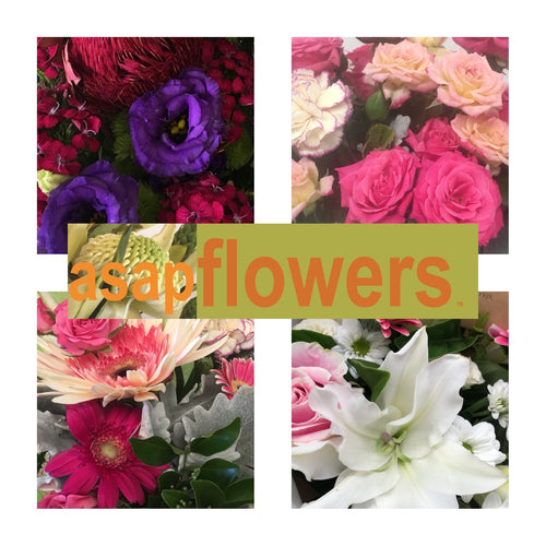 $18.50 UPGRADE FLOWERS (add to order)