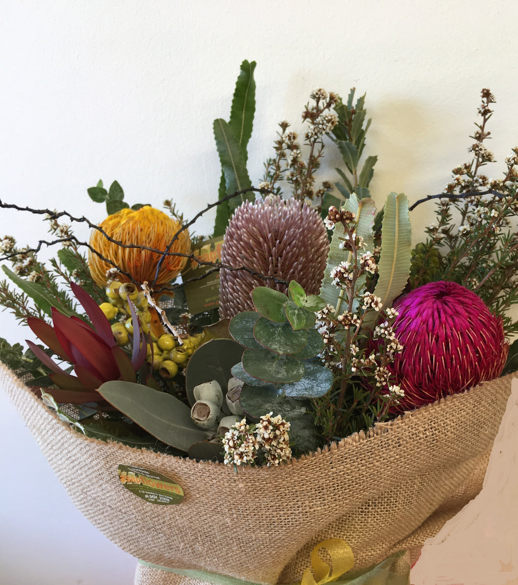 FLORA - Styled Native Bouquet