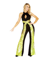 70's Disco Hottie costumes Size SmallColor Black/GoldNakees