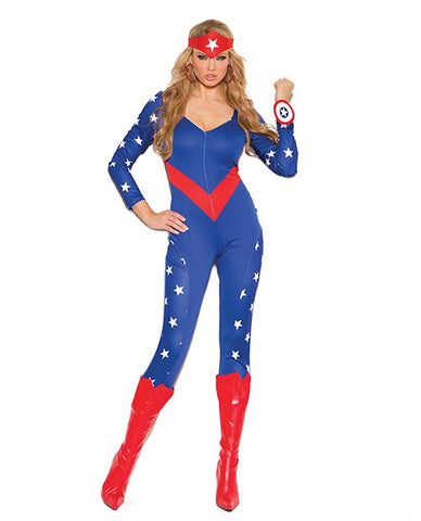 American Hero Superhero Costume-costumes-Elegant Moments-small-blue-Nakees