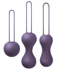 Ami Progressive Pelvic Weights-women-Je Joue-purple-Nakees