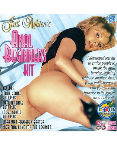 Anal Beginners Kit sex toys color pink  Nakees