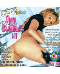Anal Beginners Kit-sex toys-Doc Johnson-pink-Nakees
