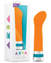Aria Hue G Vibrator sex toys color cerise  Nakees