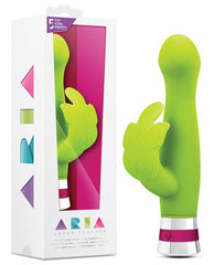Aria Lotus Flutter Vibrator sex toys color ceriseNakees