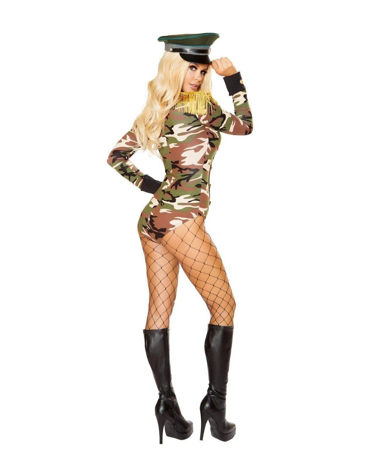 Army Girl Costume-Costumes-Roma Costume-Nakees