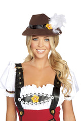 Beer Stein Babe Oktoberfest Costume costumes Size S/MNakees