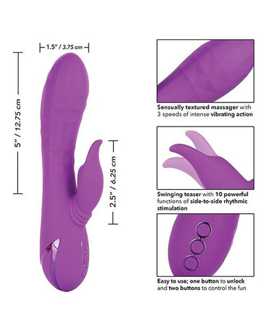 California Dreaming Valley Vamp-rabbit vibrator-California Exotic Novelties-Nakees