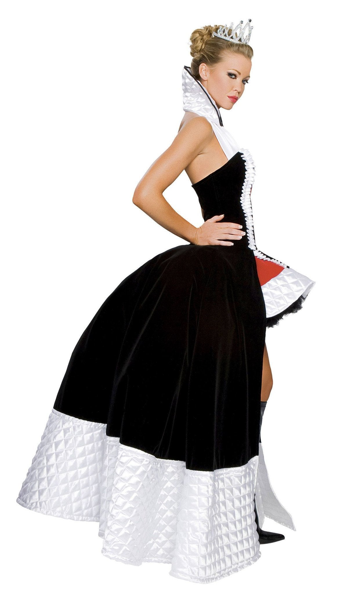 Enchanting Queen of Hearts costumes Size S/MNakees