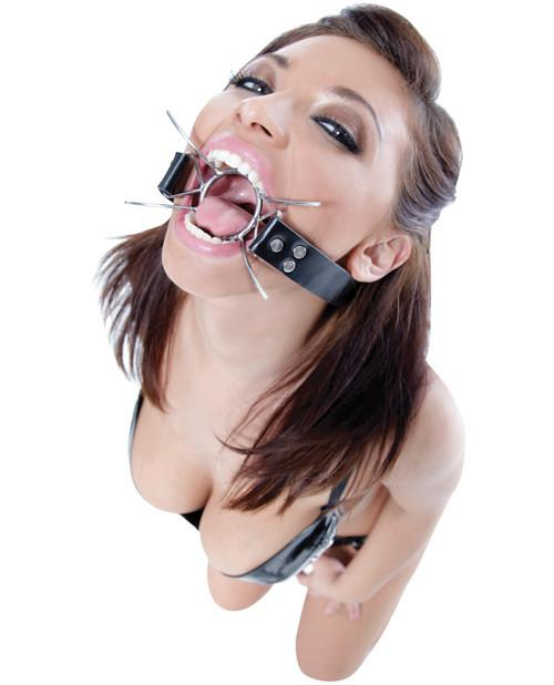 Extreme Spider Gag sex toys color silverNakees