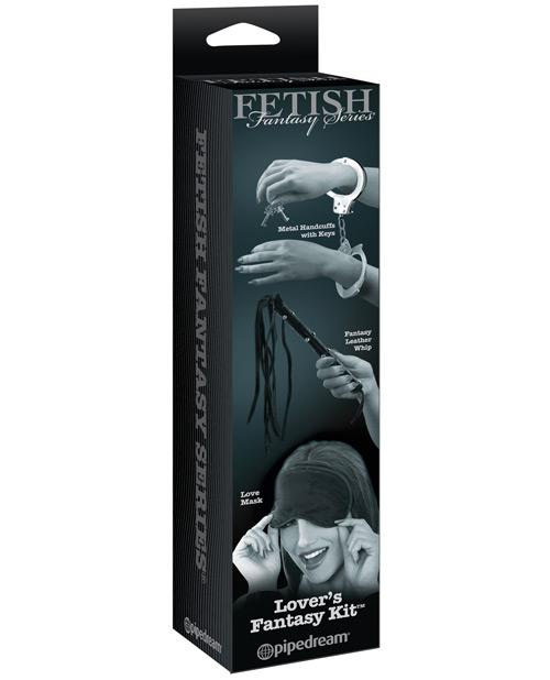 Fetish Fantasy Limited Edition Lover's Fantasy Bondage Kit-sex toys-Fetish Fantasy Limited Edition-Nakees