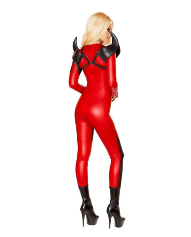 Fire Devil Costume-Costumes-Roma Costume-Nakees